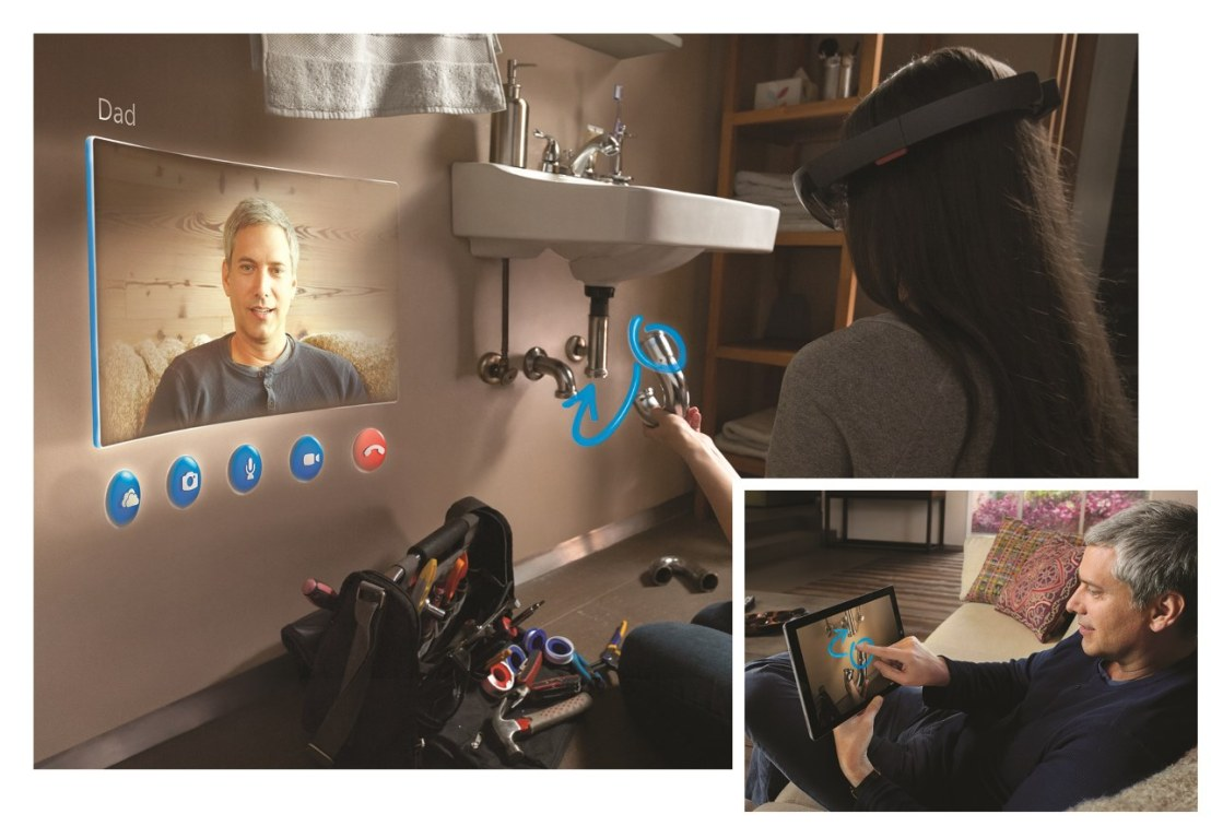 HoloLens sidekick